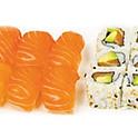 S15 - Sushi & Californian Rolls