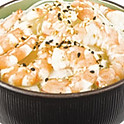 S5 - Salade choux crevettes