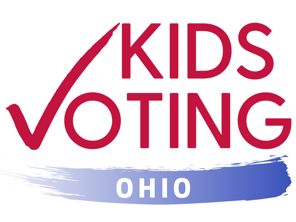 Kids Voting Ohio Logo