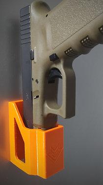 MAGNETIC GUN HOLDER