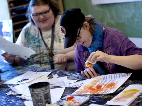 TURN Art Program in the News!