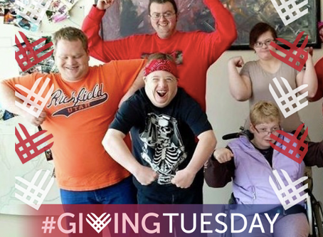 Thank You for a Great #GivingTuesday!