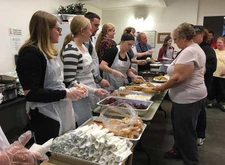 11th Annual Thanksgiving Celebration in SLC