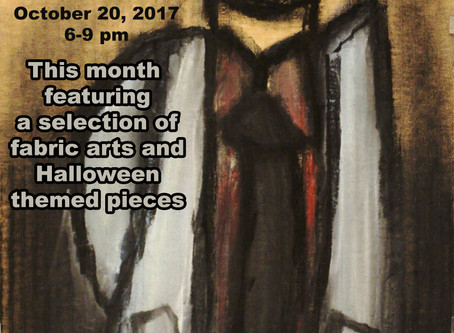 October Gallery Stroll at TURN City Center for the Arts!