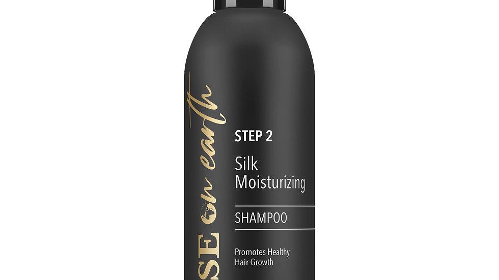 Silk Moisturizing Shampoo