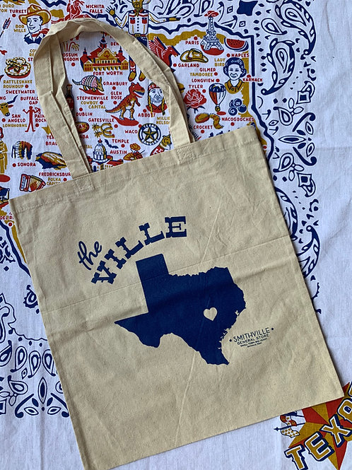 The Ville Canvas Tote