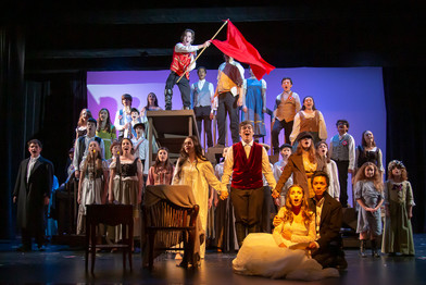 Les Misérables Student Edition - May 2019