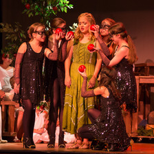 The World Premiere of Children of Eden, JR - July 2015