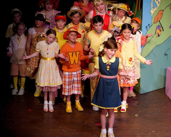 Seussical, JR - 2010
