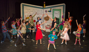 A Pilot Production of Junie B. Jones, JR - October 2017