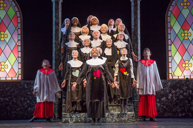 A Pilot Production of Sister Act, JR - January 2018