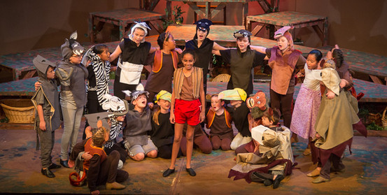 Jungle Book KIDS, July 2015