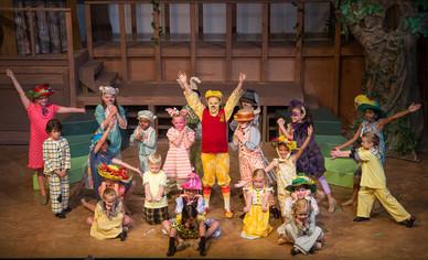 Winnie the Pooh KIDS - July 2016