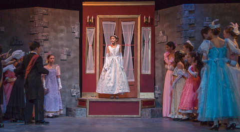 A Pilot Production of G2K Rodger's and Hammerstein's Cinderella - August 2017