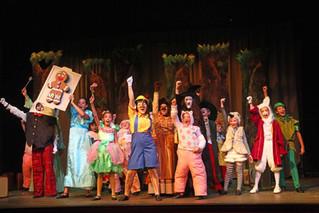Shrek, the Musical - July 2014