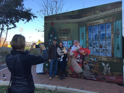 A Charlotte Christmas Event