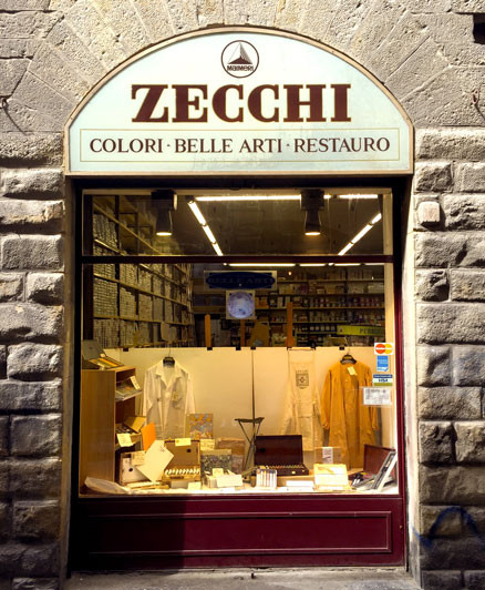 Where to buy art supplies in Florence