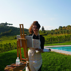 Art Retreat Tuscany