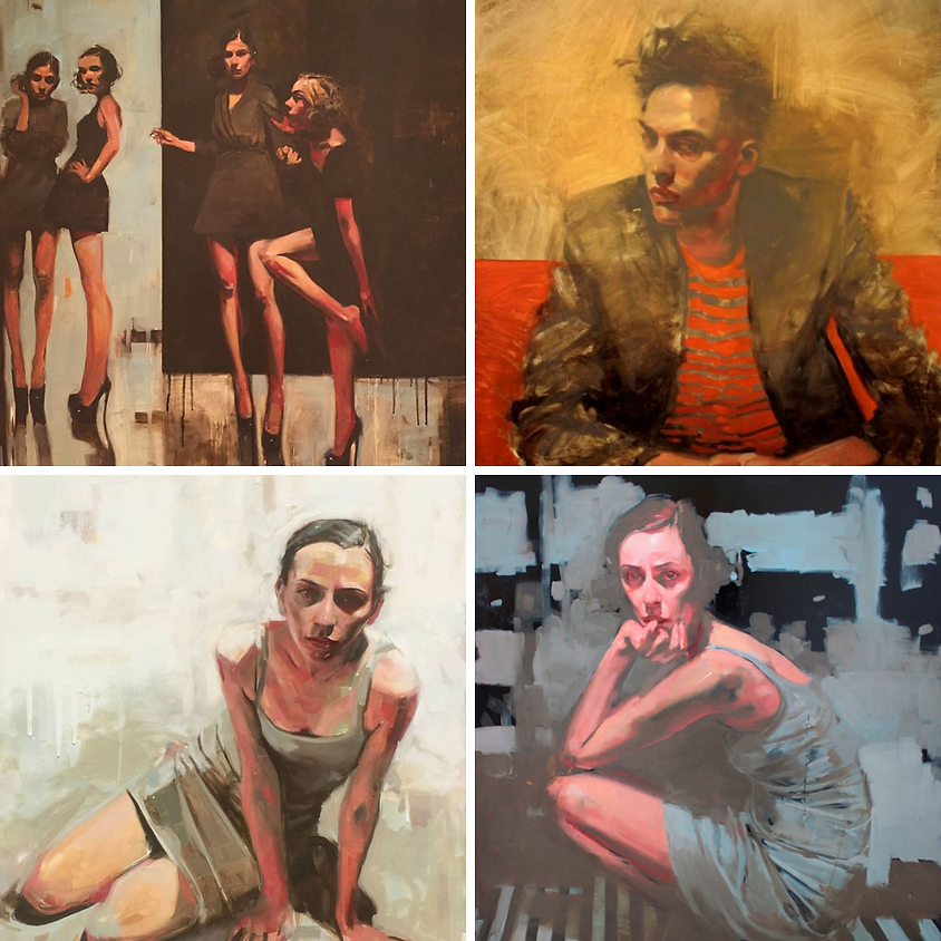 Figure Painting in Oil with Michael Carson
