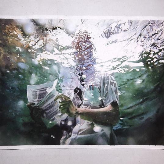Marcos Beccari Painting