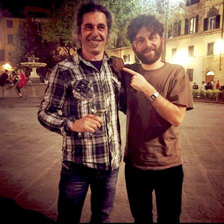 Bob Uggiosi and Emiliano Tozzi of AbbelliCapelli (ABC) band