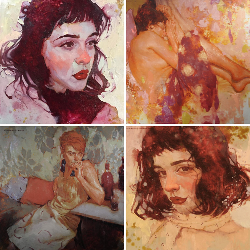 Figure Painting in Oil with Joseph Lorusso