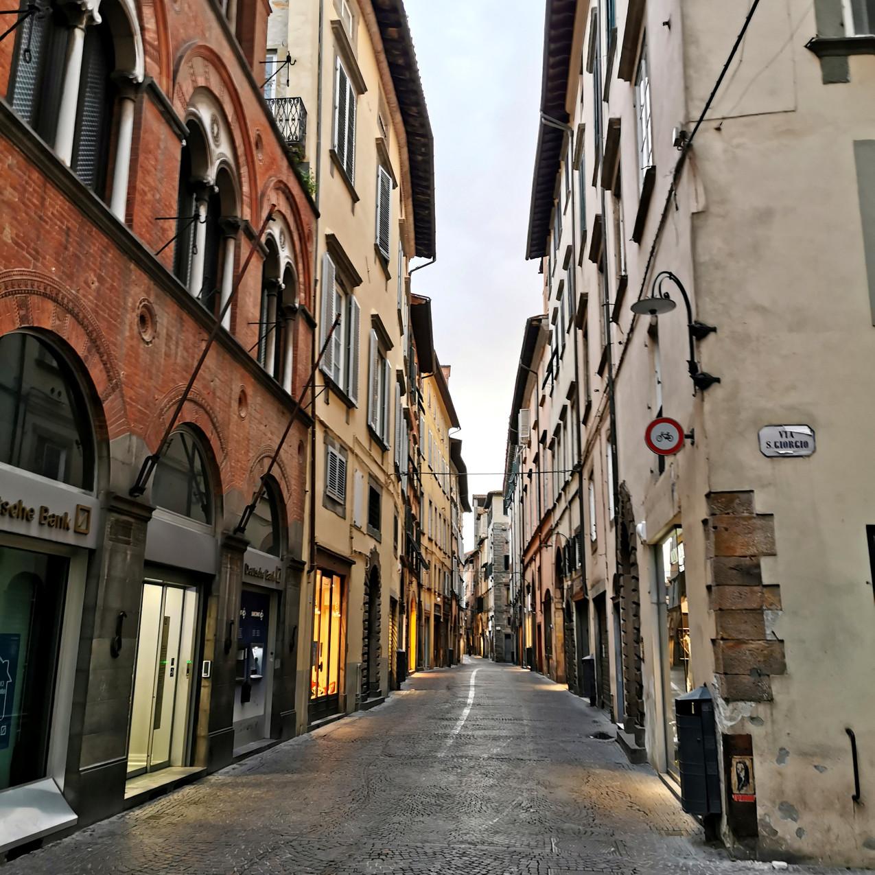 Italy under lockdown