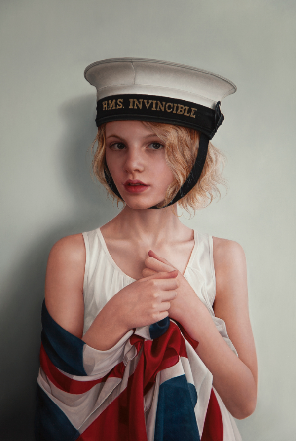 Oil Painting by Mary Jane Ansell