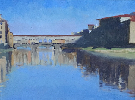 Plein air painting spots in & around Florence