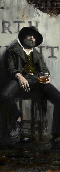 Painting by Nadezda