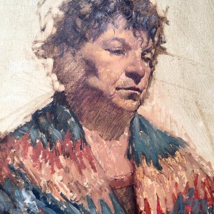 Daniel Bilmes Painting