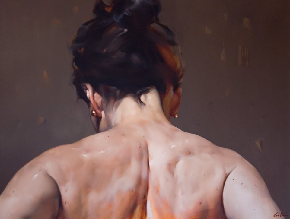Oil Painting by Costa Dvorezky