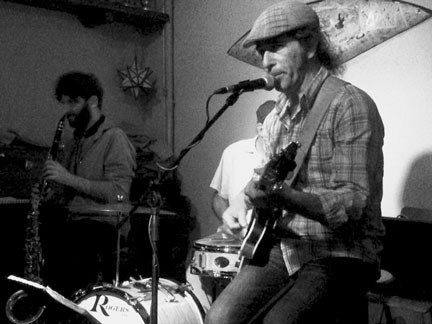 Live music in Florence: Bob & Emiliano