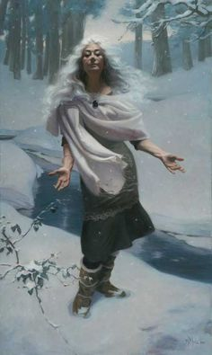 Maureen l'inverno (winter)
