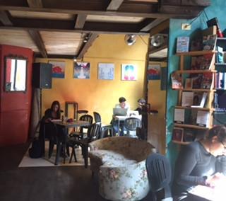 La Cité cafe and live music Santo Spirito