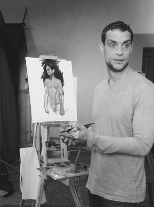 Costa Dvorezky Artist
