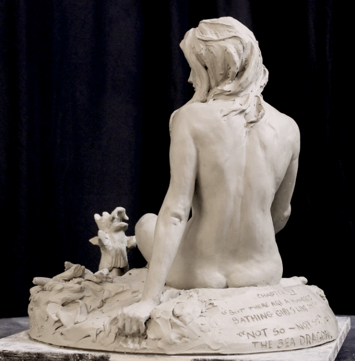 The Bathing Girl and the Sea Dragon, Jason Arkles