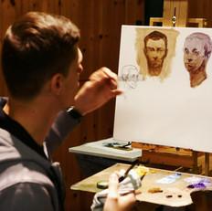 Denis Sarazhin Workshop 2018
