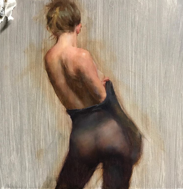 Stephen Early Painting