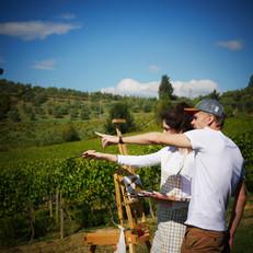 Art Retreat Tuscany