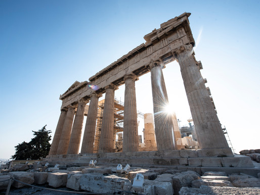 Athens, Crete and Myko(NO)s