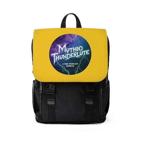 MTL Unisex Casual Shoulder Backpack