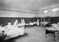 Red Cross ward