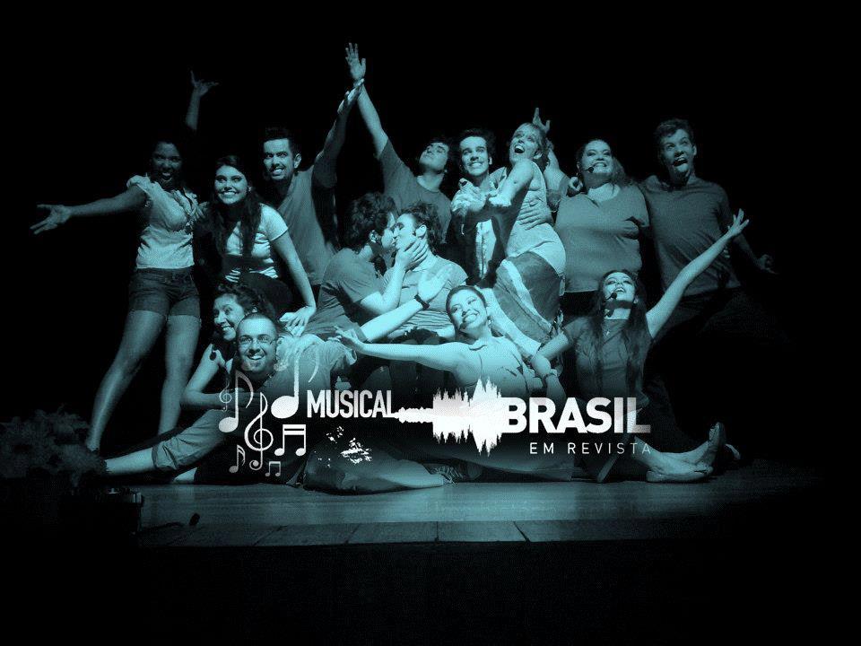 MUSICAL BRASIL EM REVISTA