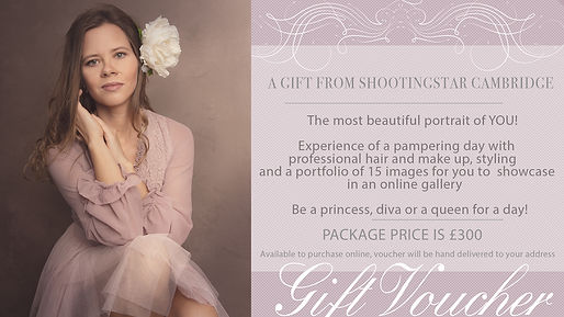 ShootingStar Cambridge gift voucher