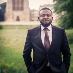 Cambridge graduation photo session