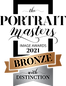 The Portrait Masters bronze award