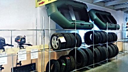 Лодки ПВХ в Уфе. Магазин