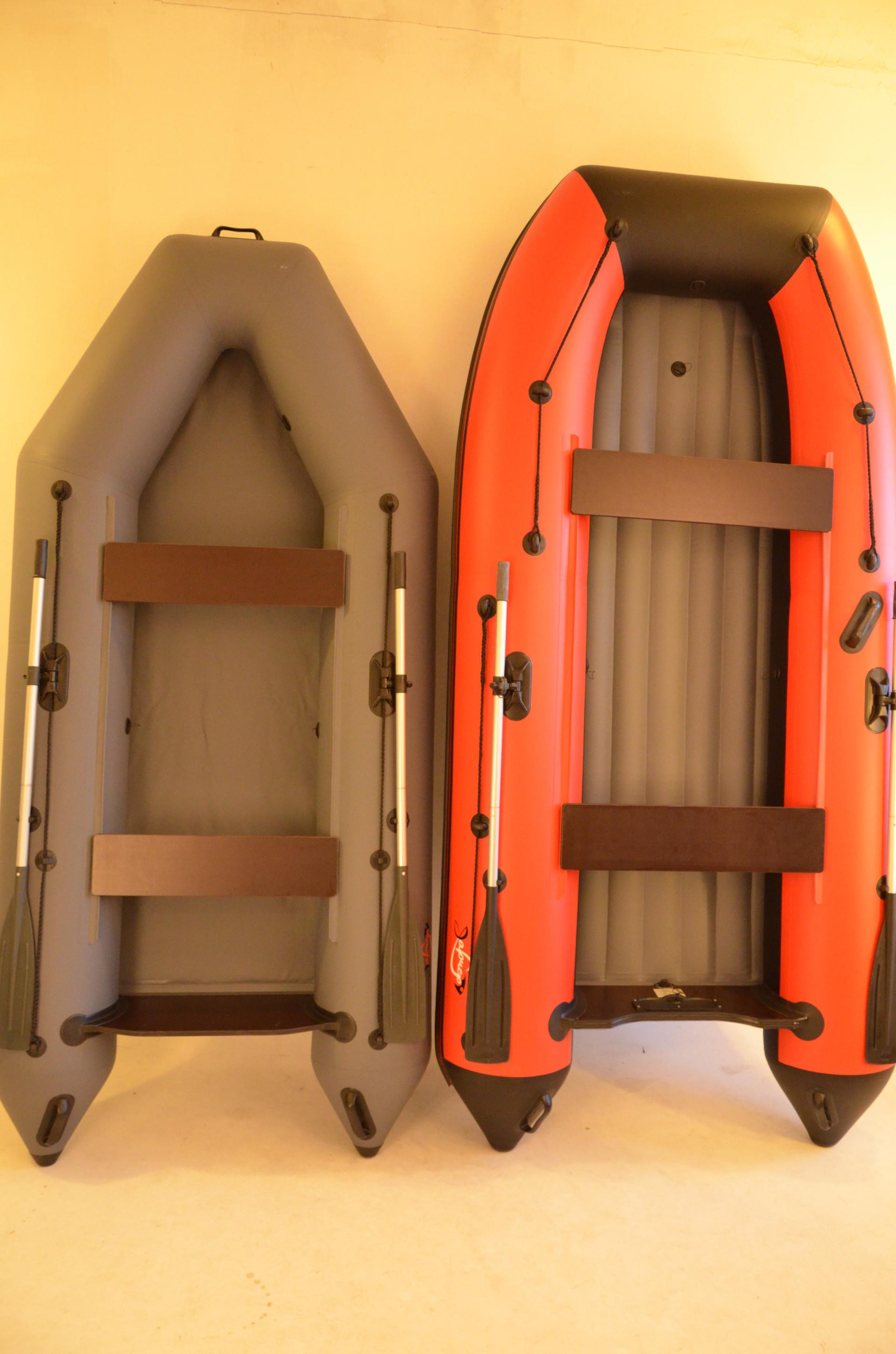 Фото лодки надувной