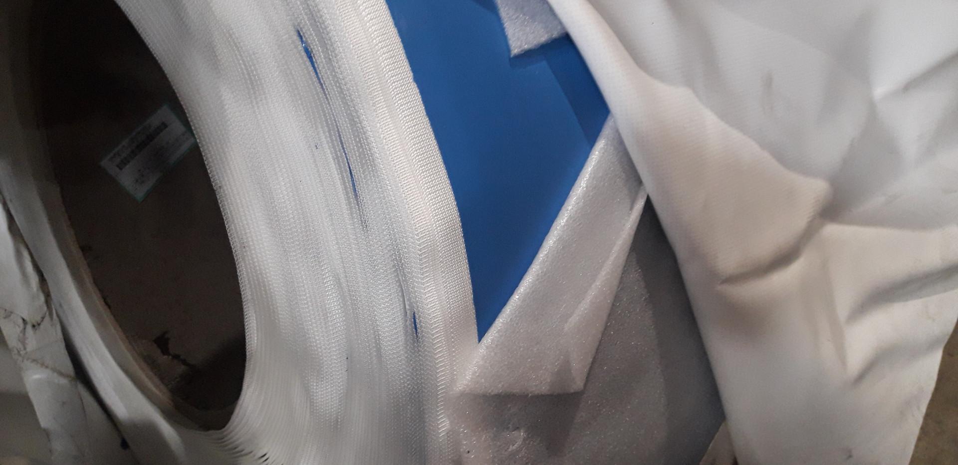Airdeck синий на отрез